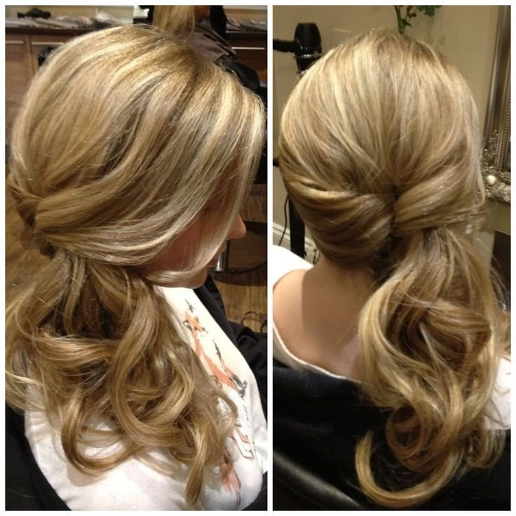 The Best Best 25 Side Ponytail Prom Ideas On Pinterest Side Pictures