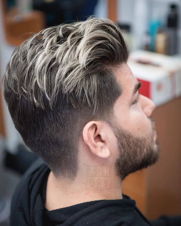 The Best Best 25 Mens Highlights Ideas On Pinterest Men S Cuts Pictures