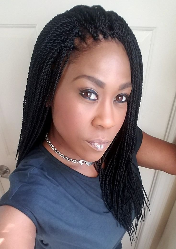 The Best Freetress Micro Senagalese Twist Crochet Braids Hair In Pictures