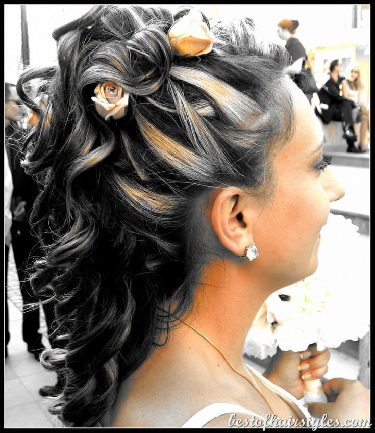 The Best 643 Best Updo Hairstyles Images On Pinterest Hair Dos Pictures