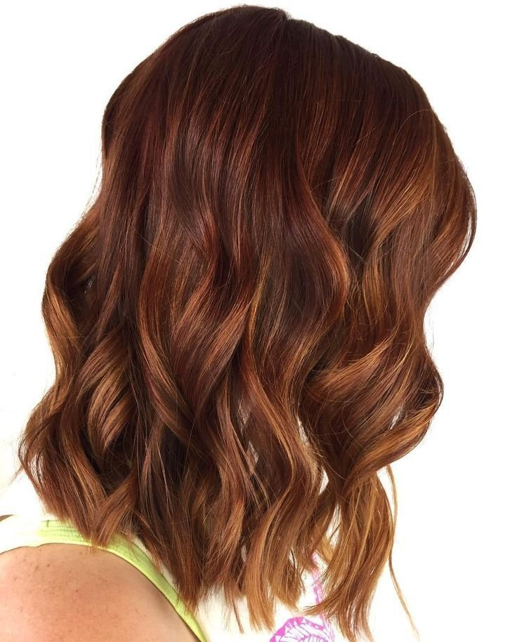 The Best Best 25 Auburn Hair With Highlights Ideas On Pinterest Red Highlights In Brown Hair Fall Pictures