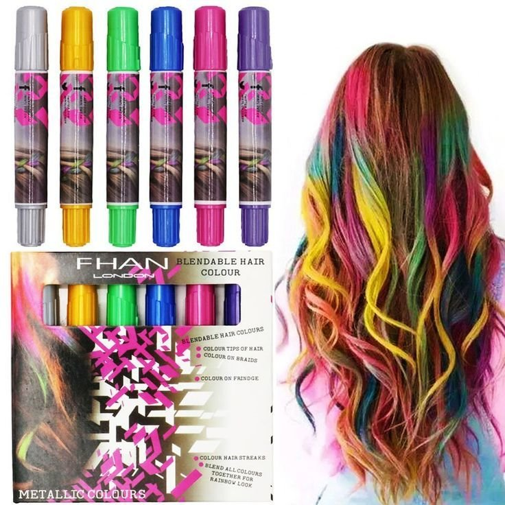 The Best Best 25 Best Temporary Hair Color Ideas On Pinterest Pictures