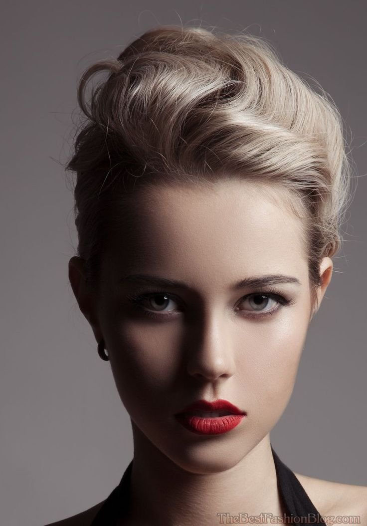 The Best Best 25 1950S Updo Ideas On Pinterest 50S Hairstyles Pictures