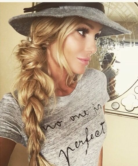The Best 25 Beautiful Messy Side Braids Ideas On Pinterest Loose Side Braids Braid Hairstyles Games Pictures
