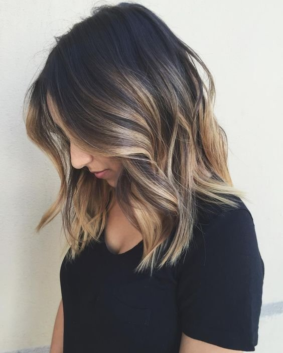 The Best 25 Best Shoulder Length Balayage Ideas On Pinterest Pictures