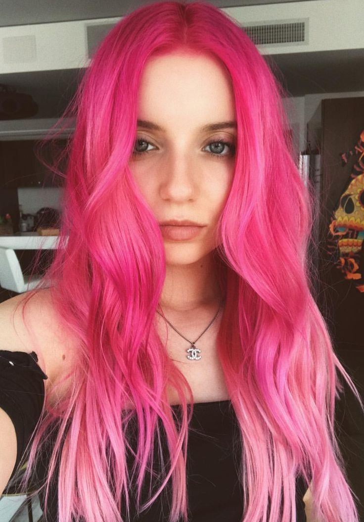 The Best Best 25 Funky Hair Colors Ideas On Pinterest Fantasy Pictures