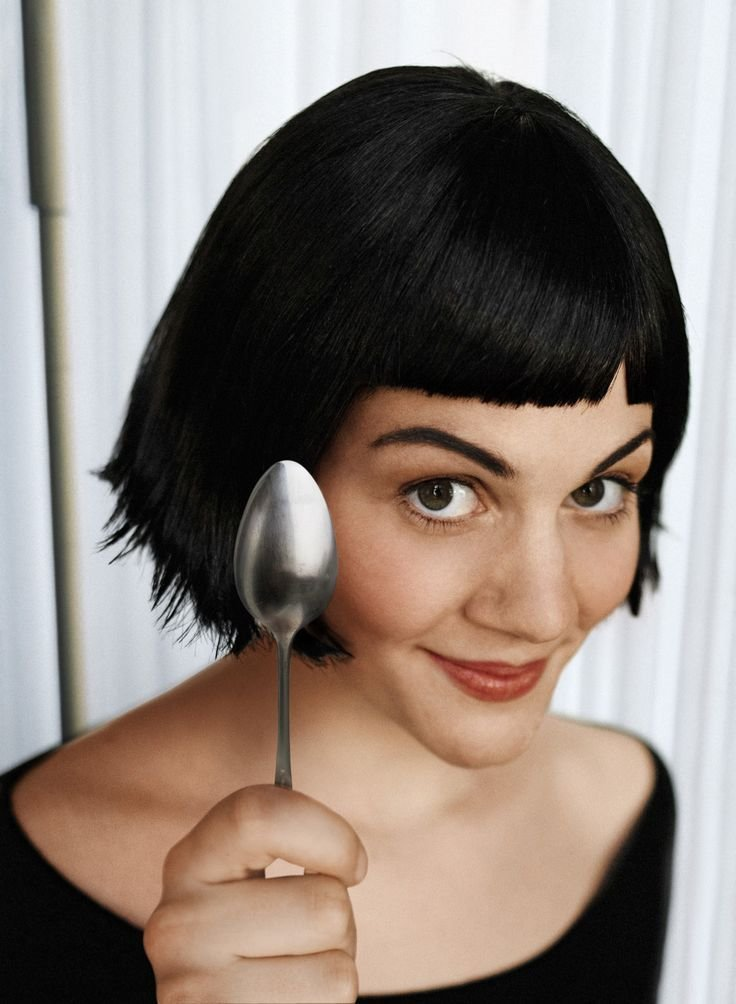 The Best This Girl Nailed The Amelie Haircut Hair Amelie Pictures