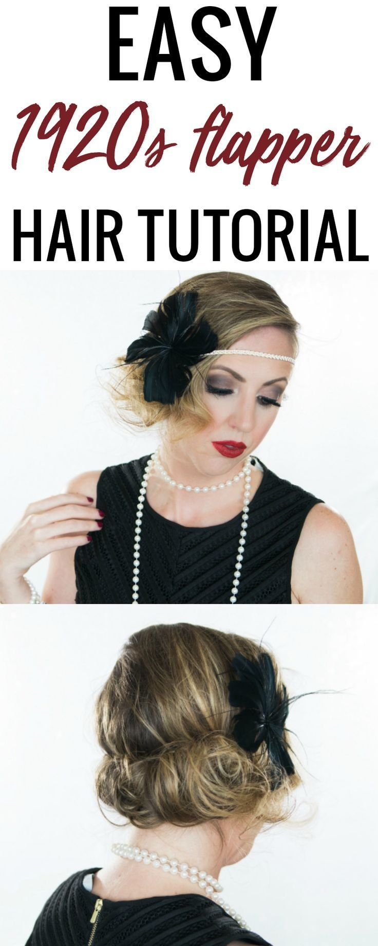 The Best Best 25 1920S Hair Tutorial Ideas On Pinterest 20S Hair Pictures