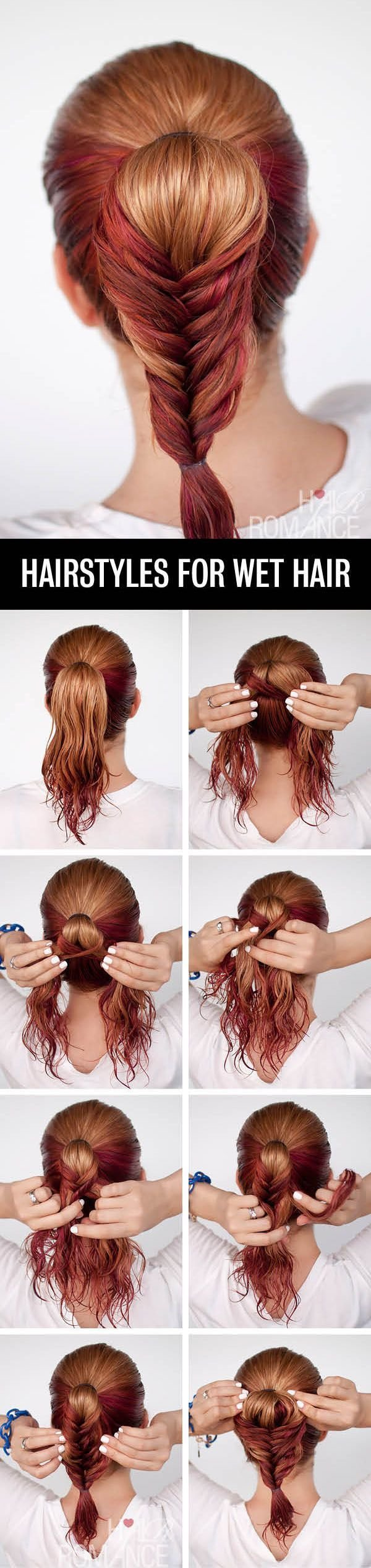 The Best Best 25 Wet Hair Hairstyles Ideas On Pinterest Quick Pictures