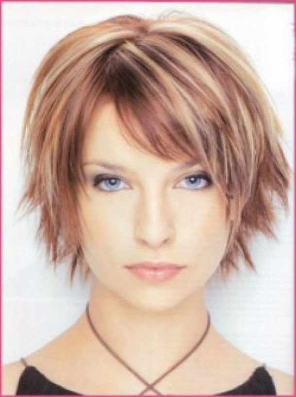The Best Short Choppy Layers Hairstyles Layered Hairstyle Pictures
