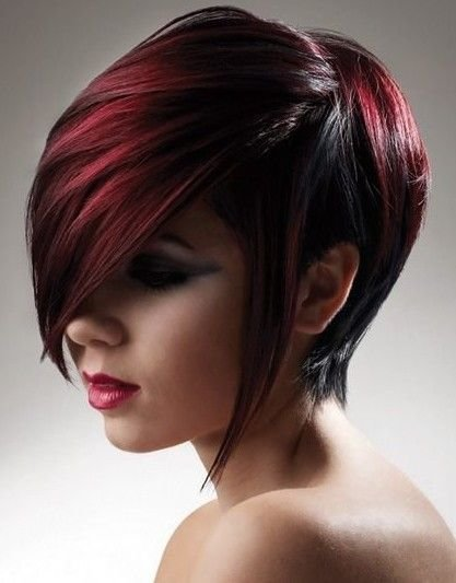 The Best 124 Best Funky Hair Colour I Love Pictures