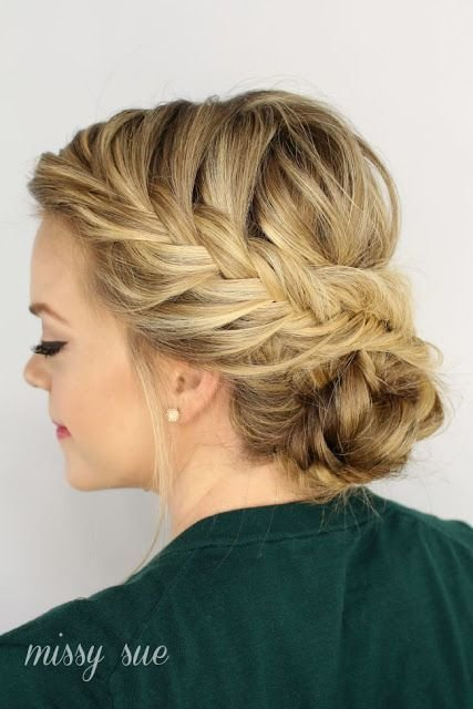 The Best Best 25 Thin Hair Updo Ideas On Pinterest Thin Hair Pictures