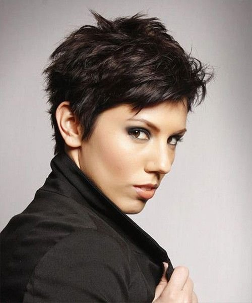 The Best 19 Chic Short And Messy Hairstyles Hair Style Pictures
