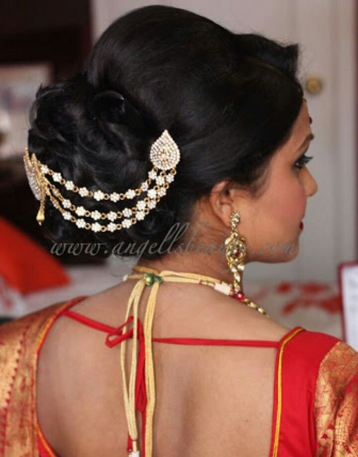 The Best Hairstyles South Indian Bridal Hairstyle Indian Pictures