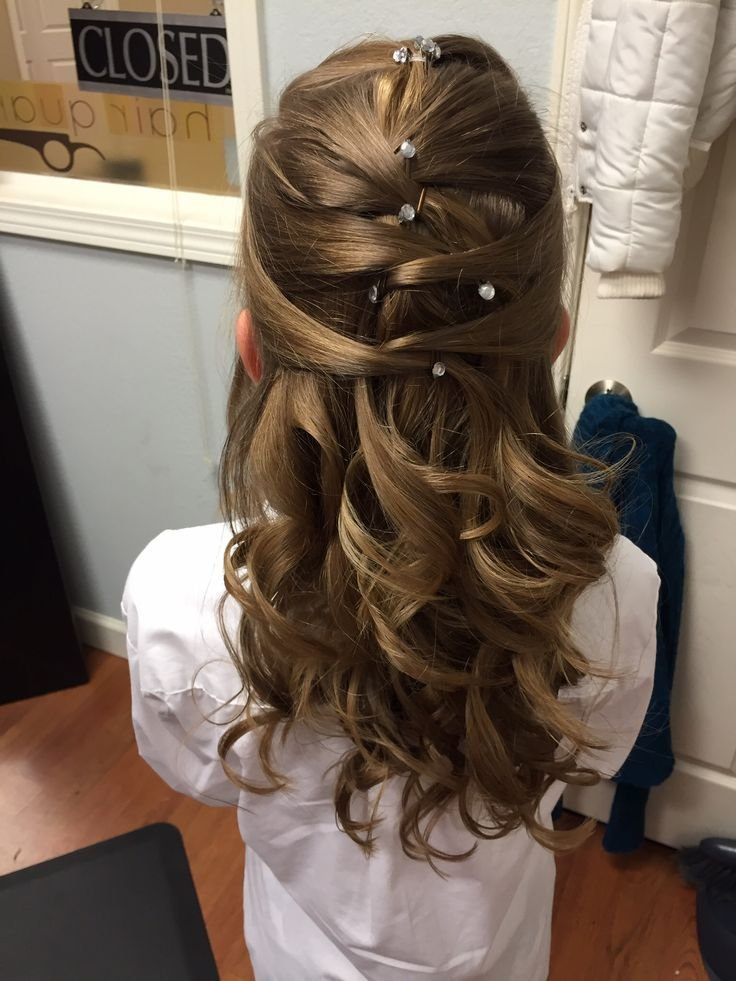 The Best Pretty Hair For The Daddy Daughter Dance Hairstyles Pictures