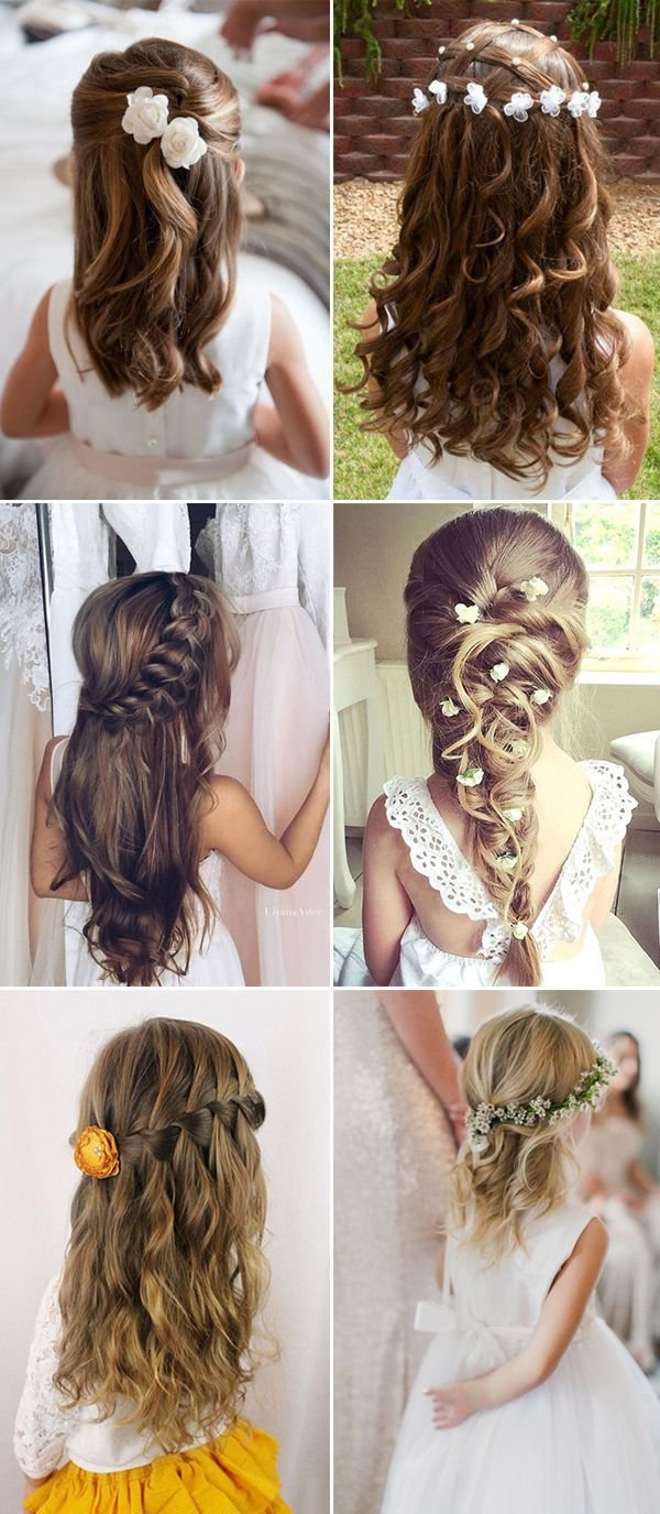The Best Best 25 Kids Wedding Hairstyles Ideas On Pinterest Pictures