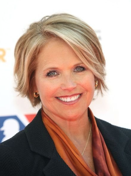The Best Best 25 Katie Couric Ideas On Pinterest Layered Bob Pictures