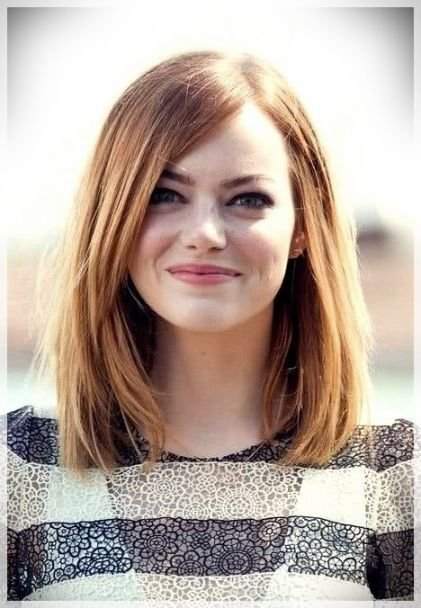 The Best Haircuts For Round Face 2019 Photos And Ideas Autumn Pictures