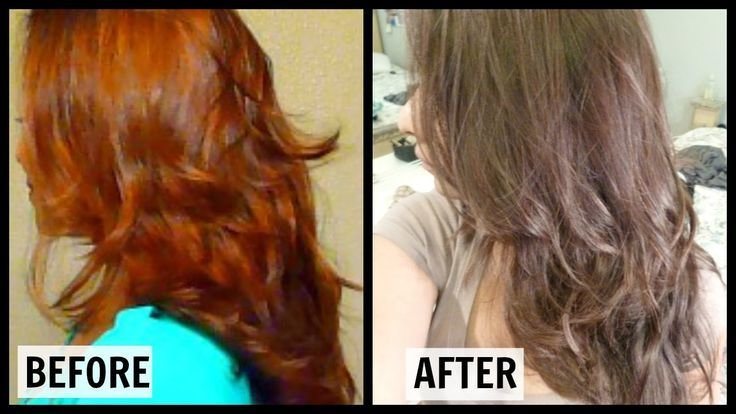The Best How To Get Rid Of Brassy Orange Hair At Home In 30 Min │L Pictures