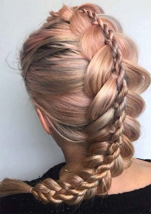 The Best 25 Trending Unique Braids Ideas On Pinterest Crazy Pictures