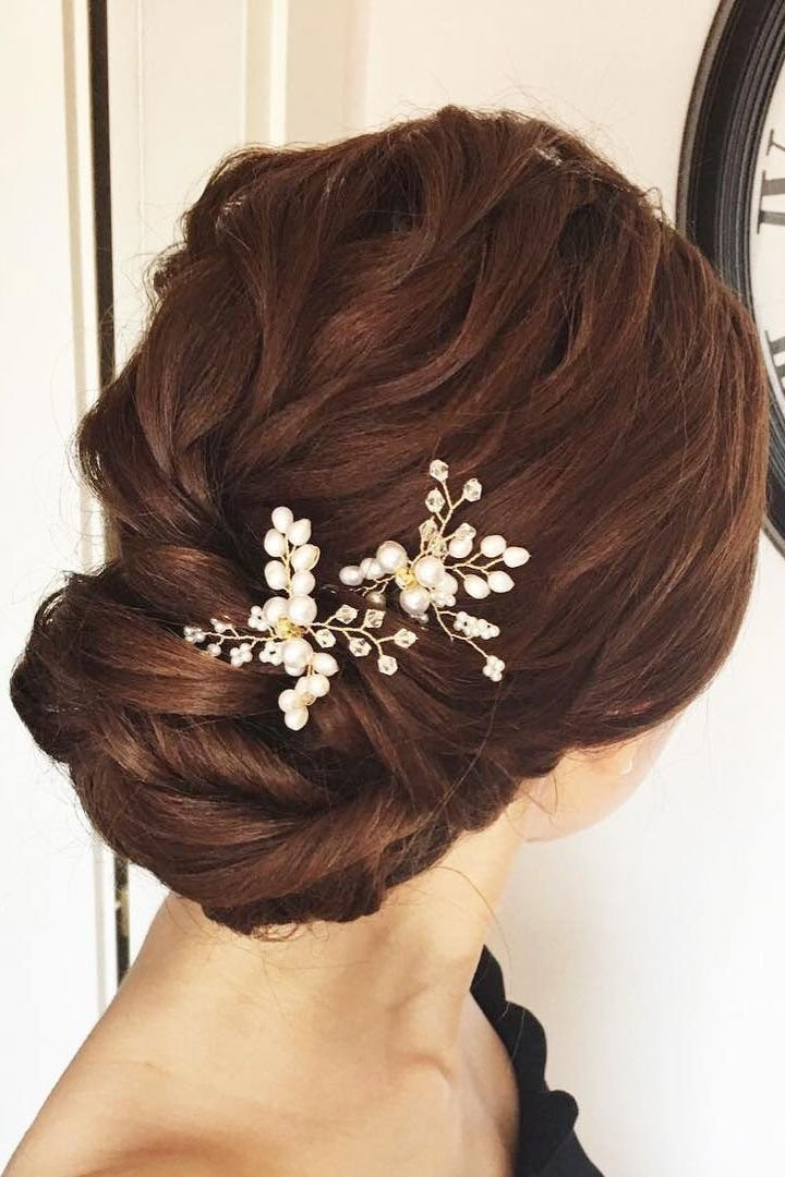 The Best Best 25 Elegant Wedding Hairstyles Ideas On Pinterest Pictures