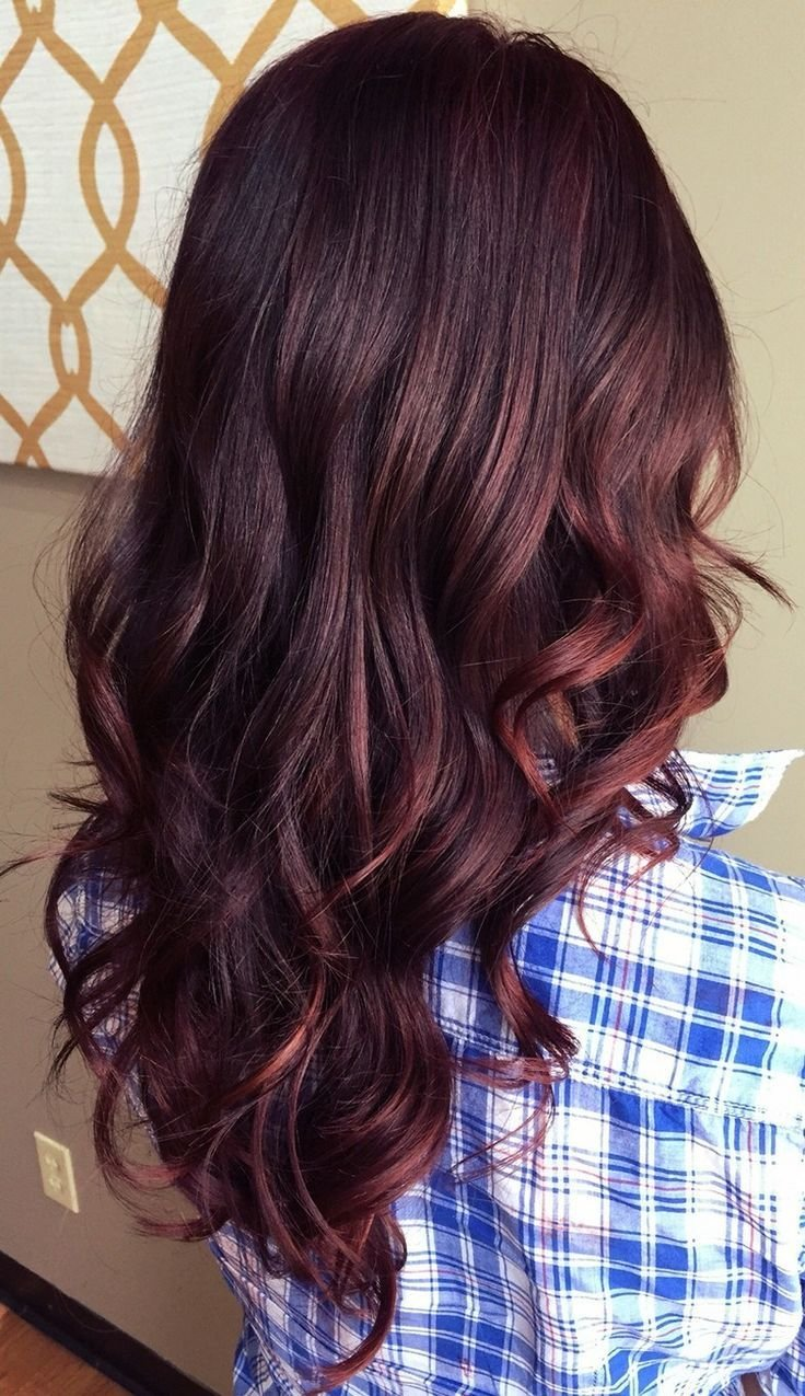 The Best Gorgeous Fall Hair Color For Brunettes Ideas 25 Hair Pictures