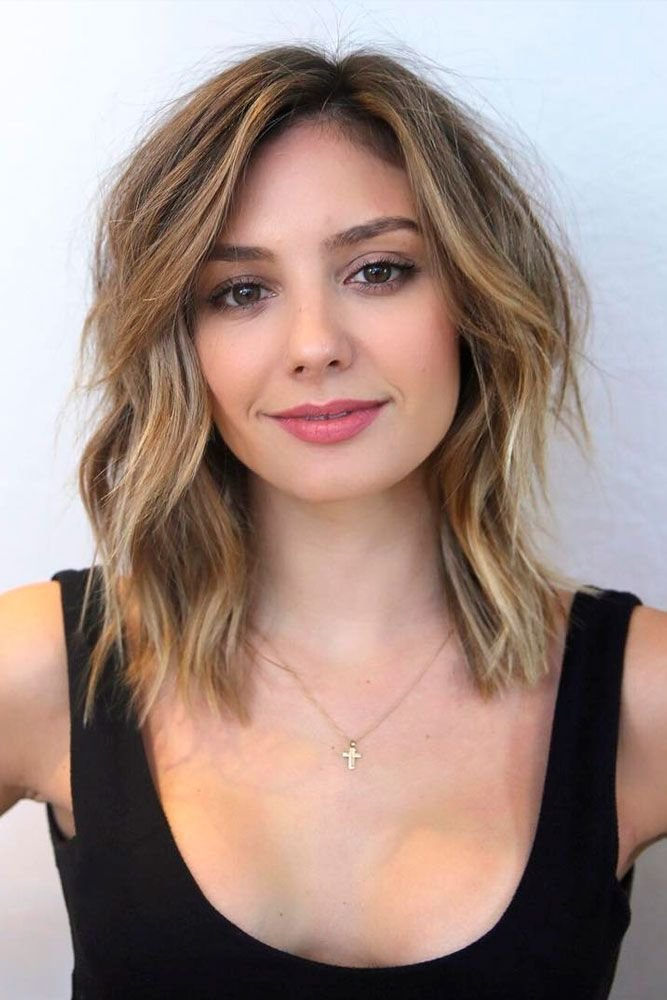 The Best The Most Flattering 12 Haircuts For Square Faces Face Pictures