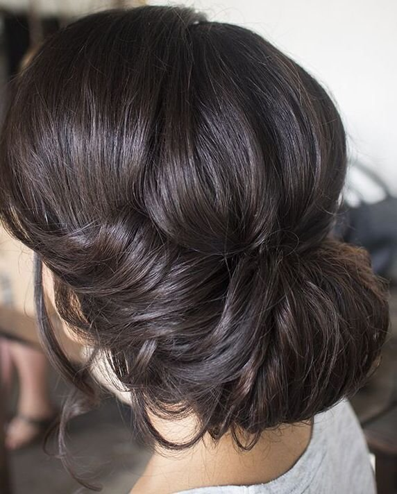 The Best Low Bun Soft Up Style Curls Soft Upstyles Pinterest Pictures
