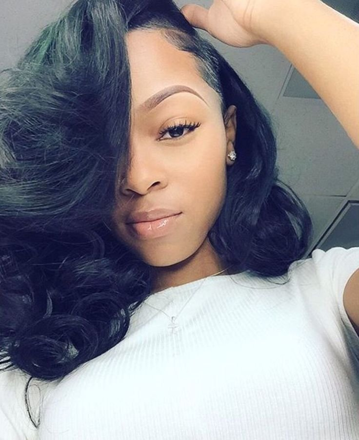 The Best 1021 Best Sew In Hairstyles Images On Pinterest Curls Pictures