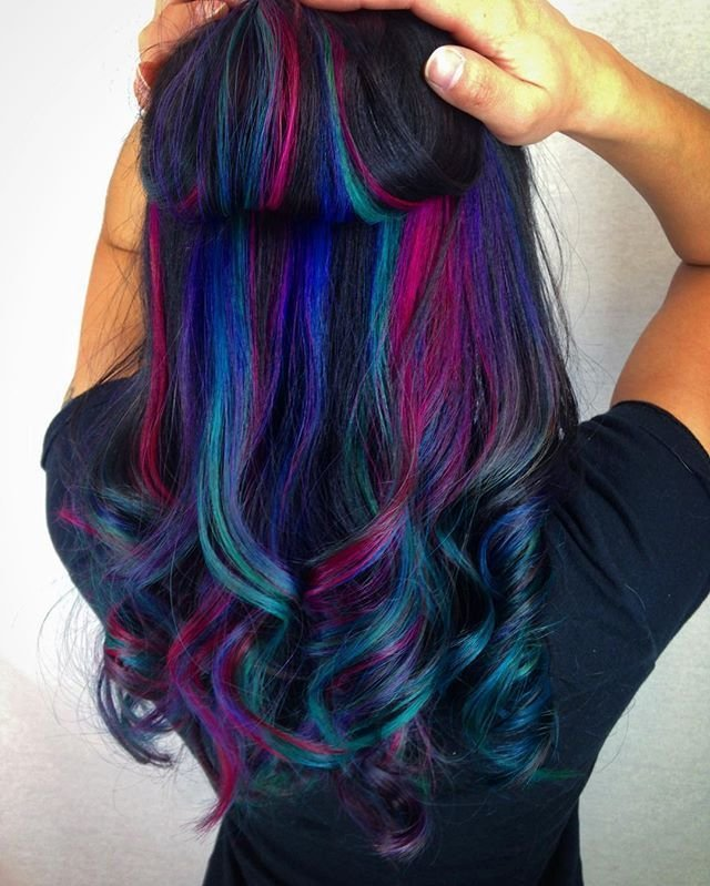 The Best Best 25 Underlights Hair Ideas On Pinterest Dyed Hair Pictures