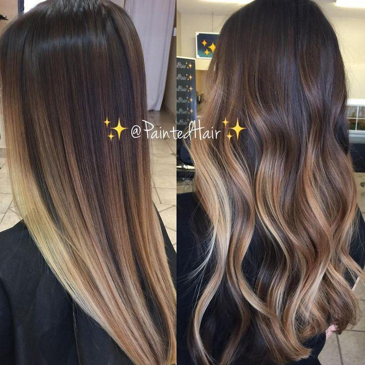 The Best Image Result For Balayage Straight Hair Brunette Hair Pictures