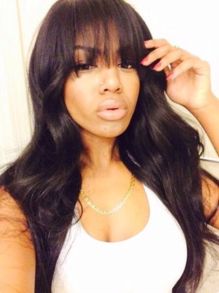 The Best Best 25 Sew In With Bangs Ideas On Pinterest Wigs With Pictures