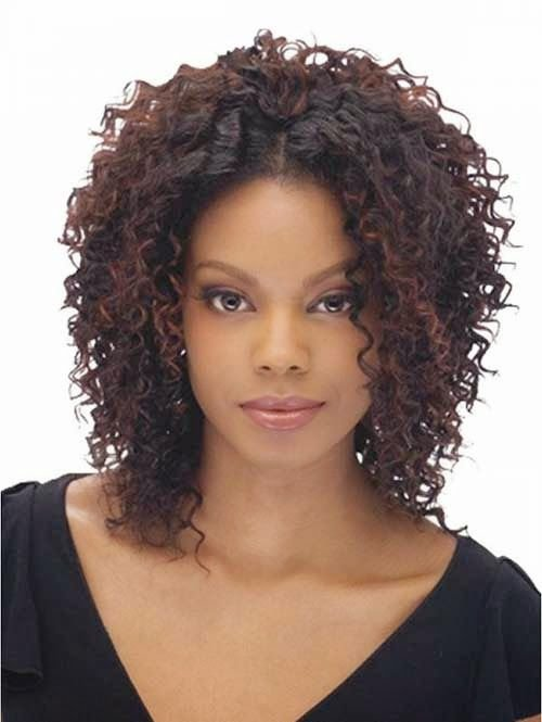 The Best Best 25 Short Curly Weave Hairstyles Ideas On Pinterest Black Hair Styles Curly Weave Black Pictures