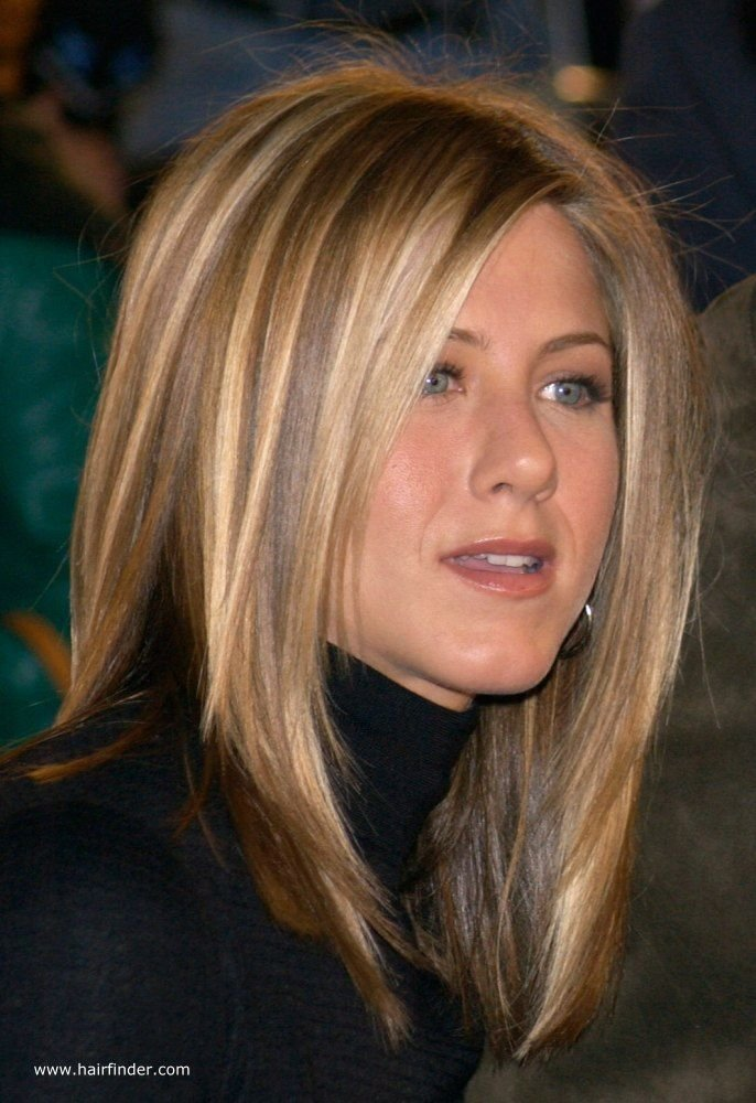 The Best Jennifer Aniston Hairstyles Through The Years Hair In Pictures