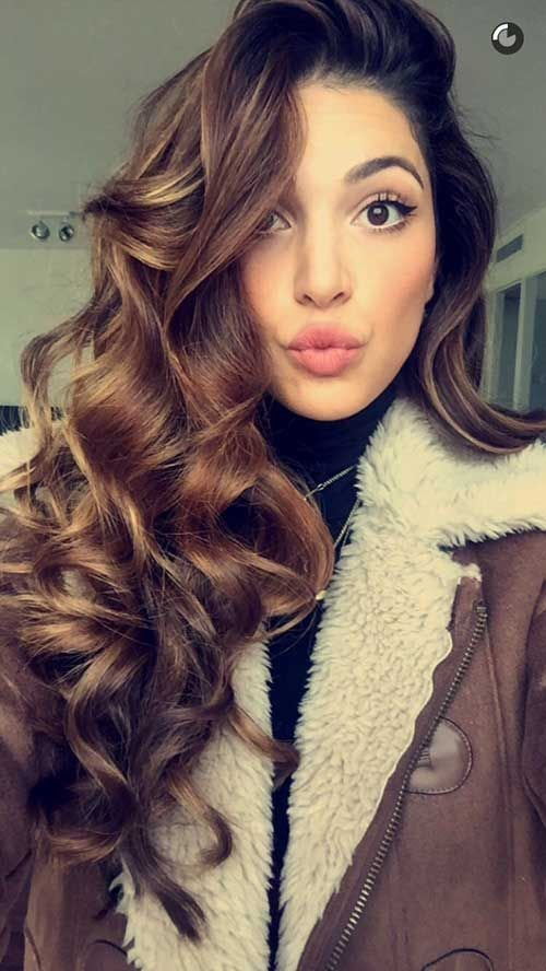The Best Best 25 Long Curly Hairstyles Ideas On Pinterest Curly Pictures