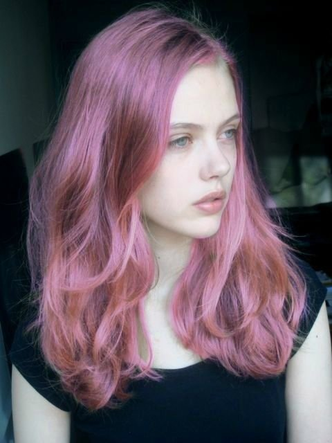 The Best Best 25 Pink Ash Hair Ideas On Pinterest Brown To Pink Pictures