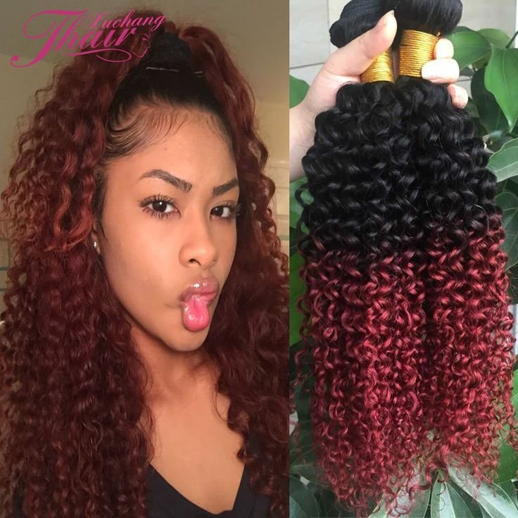 The Best Best 25 Red Weave Ideas On Pinterest Red Sew In Curly Pictures