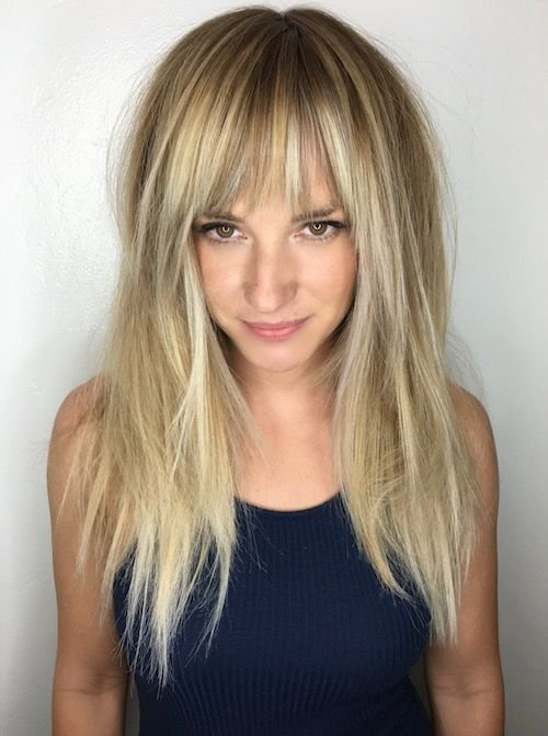 The Best Best 25 Thin Hair Bangs Ideas On Pinterest Thin Hair Pictures