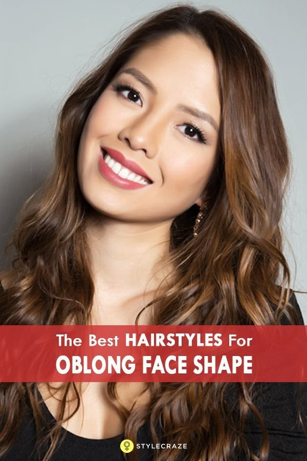 The Best The 25 Best Oblong Face Hairstyles Ideas On Pinterest Pictures