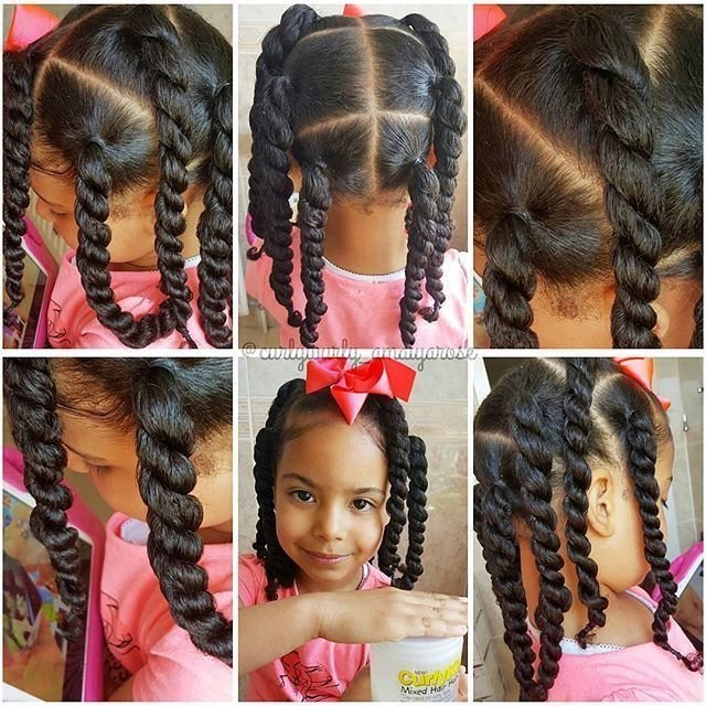 The Best Protective Styles Children Hair My Kida Pictures