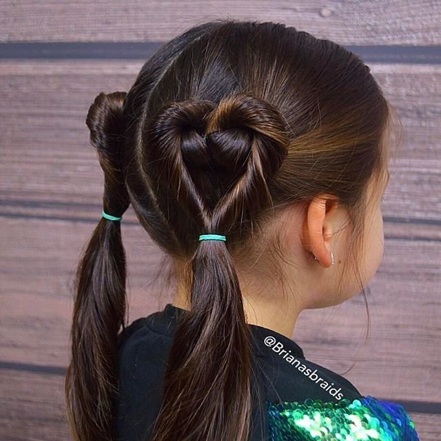 The Best Best 25 Little Girl Ponytails Ideas On Pinterest Lil Pictures