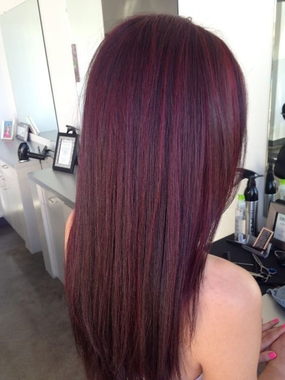 The Best 10 Mahogany Hair Color Ideas Ombre Balayage Hairstyles 2019 Hair Styles Mahogany Hair Pictures
