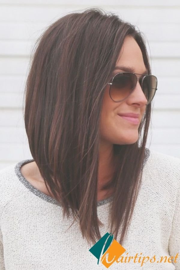 The Best Wearing Your Long Bob Hairstyles In Different Ways Hair Pictures