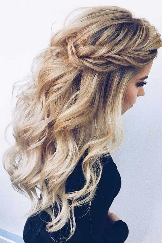 The Best 27 Dreamy Prom Hairstyles For A Night Out Hair Hair Pictures