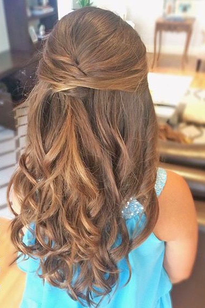 The Best Best 25 Junior Bridesmaid Hairstyles Ideas On Pinterest Pictures