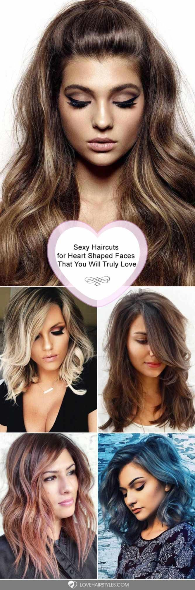 The Best The 25 Best Heart Shaped Face Hairstyles Ideas On Pictures