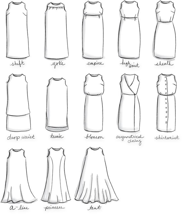 The Best 41 Insanely Helpful Style Charts Every Woman Needs Right Pictures