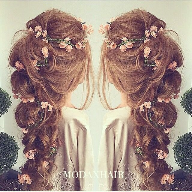 The Best Pretty Hair This Hairstyle Is From Modaxhair They Have Pictures