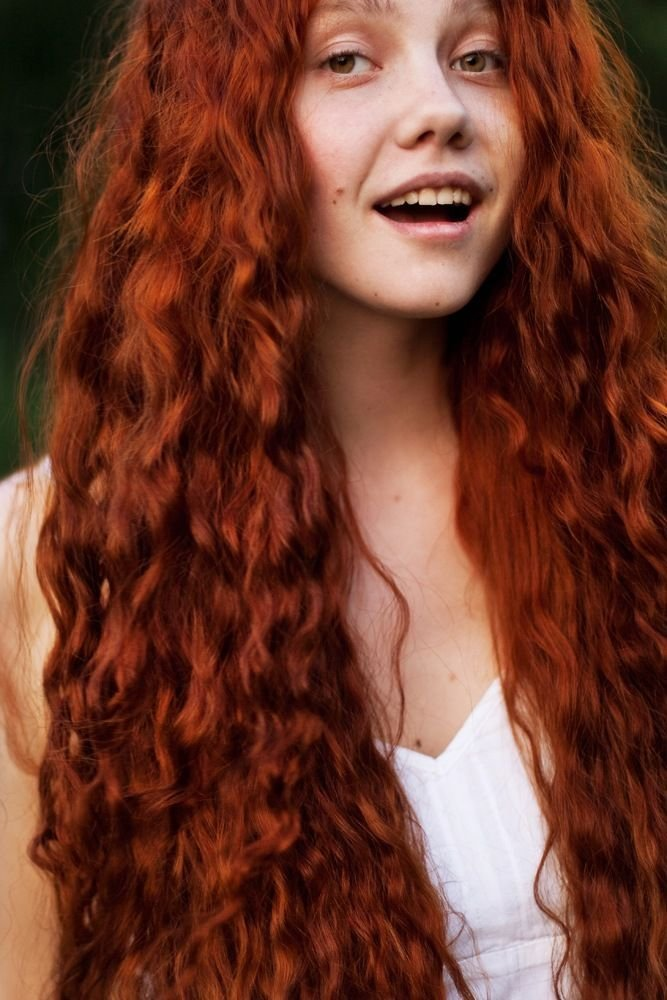 The Best Beautiful Red Hair Not Sure How The Color Would Look On Pictures