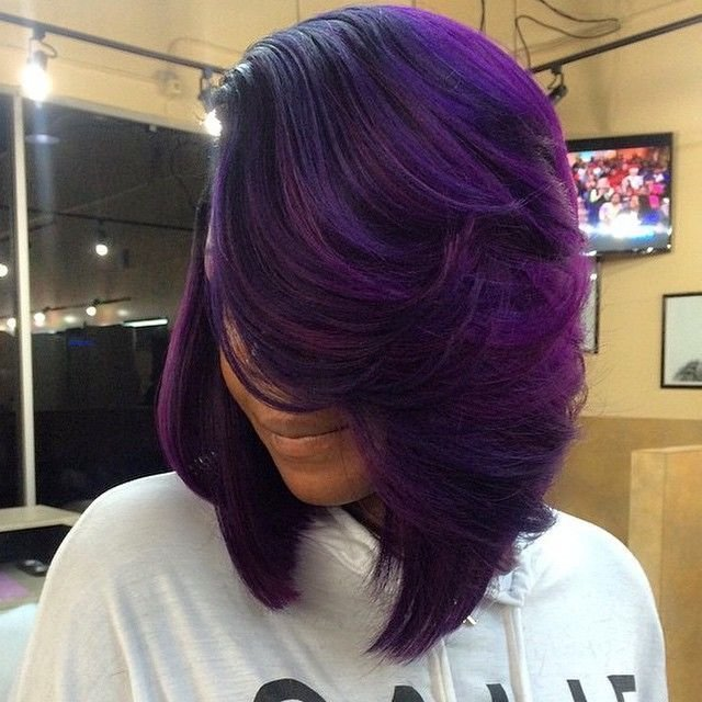 The Best 61 Best Relaxed Flat Iron Hair Images On Pinterest Pictures